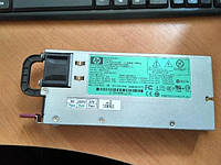 Серверный блок питания HP 1200Вт б/у 12B 100A