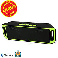 Портативная Bluetooth/MP3/FM/USB колонка Atlanfa AT 7725
