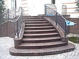 Лестницы из гранита, фото 3