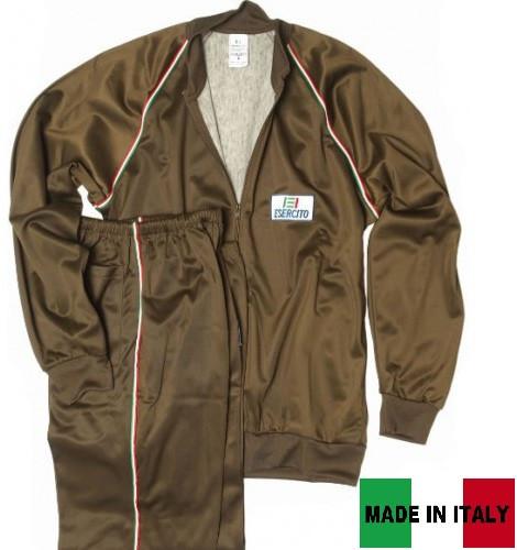 """Спортивний чоловічий костюм армійський - армії Італії """"ESERCITO"""""""