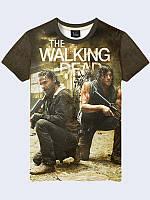Футболка The Walking Dead