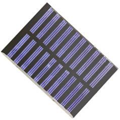 Солнечная панель 69 х 99 мм комплектующее для power bank смартфона сервис ремонт деталь запчасть легкая