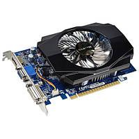 Видеокарта компьютерная Gigabyte GF GT420 2Gb DDR3 2048 MB 128 bit 700 1600 MHz DVI VGA HDMI (GV-N420-2GI)