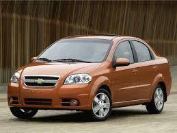 Chevrolet Aveo (2006-2012)