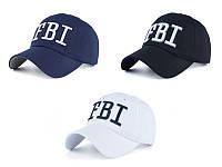 Бейсболка FBI (ФБР), Унисекс