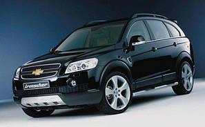 Chevrolet Captiva (2006-2018)
