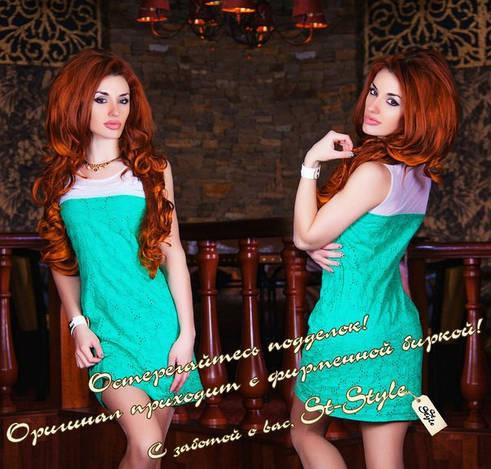 Платье прошва 10407