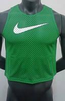 Манишка тренировочная Nike CLUB SCRIMMAGE VEST LARGE LOGO 263238-398
