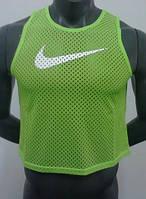 Манишка тренировочная Nike CLUB SCRIMMAGE VEST LARGE LOGO 263238-350