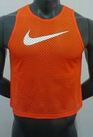 Манишка тренировочная Nike CLUB SCRIMMAGE VEST LARGE LOGO 263238-815