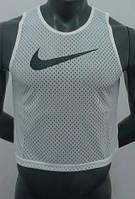 Манишка тренировочная Nike CLUB SCRIMMAGE VEST LARGE LOGO 263238-100