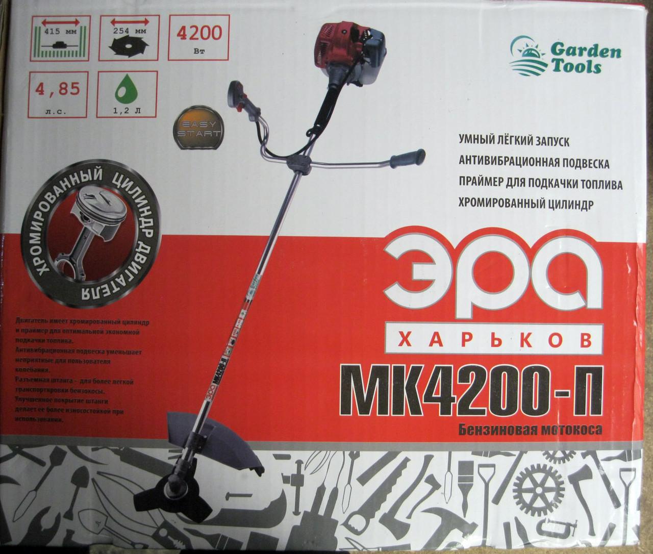 Коса бензиновая Эра МК4200-П