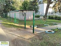 Забор из сварной сетки  Оригинал 3*4 2,5*1.53, фото 1