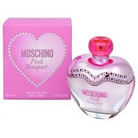 Moschino Pink Bouquet EDT 100ml (ORIGINAL)