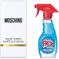 Moschino Fresh Couture EDT 5ml MINI (ORIGINAL)