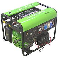 Газовый генератор GREEN POWER CC5000A LPG/NG-Т2
