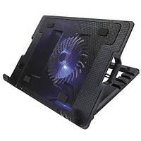 Охлаждающая подставка CROWN CMLS-926 для ноутбука универсальная защита от перегрева с кулером