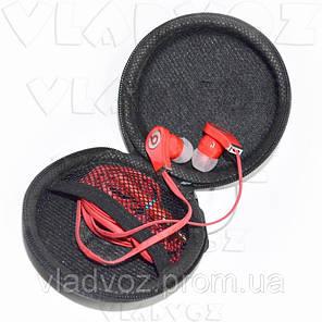 Наушники DR.Dre monster (в чехле) красные качество, фото 2