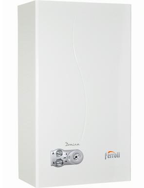 Котлы двухконтурные газовые Ferroli Domina C28 N
