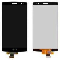 Дисплей для мобильного телефона LG G4 H735p Beat, черный, с сенсорным