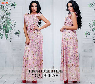 Платье ЫП №6920 в расцветках