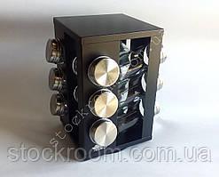 Набор для специй Peterhof PH-12870 на оборачиваемой, металлической  стойке