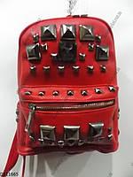 "Рюкзак женский (25х20 см) ""Gala"" купить оптом со склада на 7км LG-1586"