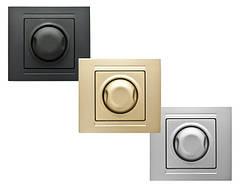 Gunsan Moderna Metallic диммеры (золото, серебро, черный)