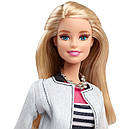 Кукла Барби Модница делюкс Barbie Style White Jacket & Black Floral Print Skirt, фото 2