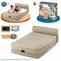 Надувная кровать Intex 152-229-79см см (64460)