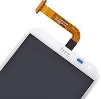 Дисплей для HTC X315e Sensation XL (G21) + touchscreen. белый
