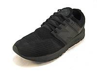 Кроссовки мужские New Balance 247 текстиль черные (р.41,42,43,44)
