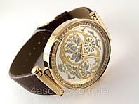 Часы женские Alberto Kavalli золотистые узоры, восточный стиль