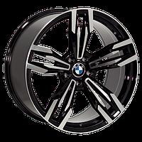 Replica BMW B502 BKF R21 W10.0 PCD5x120 ET40 DIA74.1