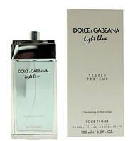 Dolce & Gabbana Light Blue Dreaming in Portofino TESTER женский