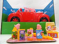 Наборы игрушек – Свинка Пеппа с машиной (Рeppa Pig)