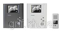 Комплект видеодомофона COMMAX DPV-4LH+DRC-4BPN2