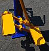 Тренажёр Степпер - разгибатель бедра RM -06, фото 2