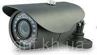 Видеокамера (800 ТВЛ) Optivision WIR20FB-800C(W/G)