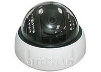 Optivision DIR20V3-450S2 цветная купольная видеокамера