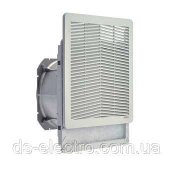 Вентилятор c решёткой и фильтром, 200/220 м3/час, 230В, DKC, RAM klima