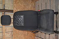 Сиденья передние пасажирское б/у Renault Megane 3 (серое)