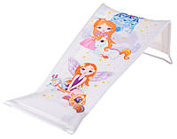Горка для купания ребенка сетчатая «Little Princess»620228Tega, белая