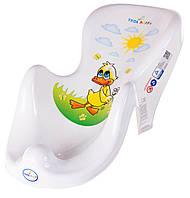 Горка для купания ребёнка«Balbinka»Tega Baby, белая