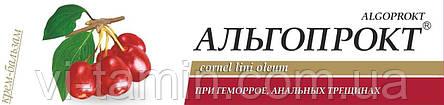 Крем-бальзам Альгопрокт, Леккос, 15 г.