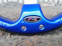 Руль универсальный №608 (синий)., фото 1