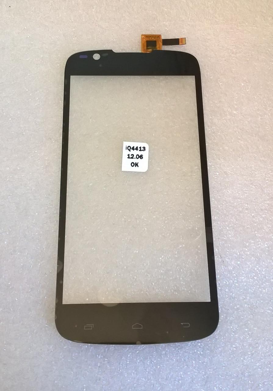 Сенсор FLY IQ4413 Quad EVO Chic 3 black .a