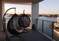 Подвесные кресла для летней террасы GardiBig