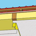 Паробар'єр Н110 пароізоляційна плівка Juta, фото 3