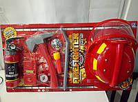 Набор пожарника для мальчиков 9905 А